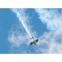 Poukaz Allegria - akrobatický let v závoďáku Eagle