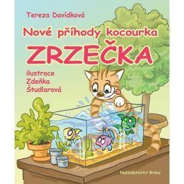Davídková Tereza: Nové příhody kocourka Zrzečka