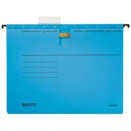 Závěsné desky ALPHA s rychlovazačem modré