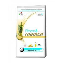 TRAINER Fitness3 Mini adult Fish & maize -Ryba a kukuřice 7,5kg
