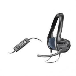 Plantronics Sluchátka s mikrofonem Audio 628 DSP, USB, černá (81960-15)