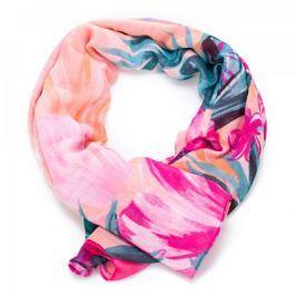 Desigual dámský vícebarevný šátek Malibu Rectangle