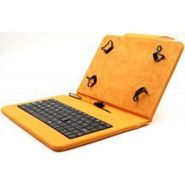 C-Tech PROTECT pouzdro univerzální s klávesnicí pro 7