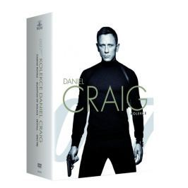 JAMES BOND Daniel Craig - kolekce (4DVD)  - DVD