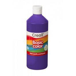 Barva temperová 0,5 l fialová