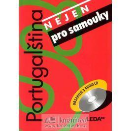 Alves C. M. Pinheiro, Havlíková M.,: Portugalština (nejen) pro samouky + klíč + 3 CD