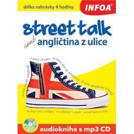Angličtina z ulice + CDmp3