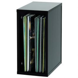 Glorious Record Box 55 BK DJ nábytek