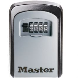 Master Lock Úložný box na klíče stříbrný (5401EURD)