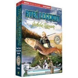 Rybí legendy Jakuba Vágnera (6DVD)   - DVD