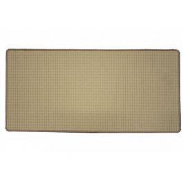 Kusový béžový koberec Birmingham 80x150 cm