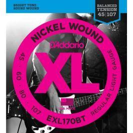 Daddario EXL170BT Struny pro baskytaru