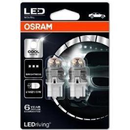Osram Žárovka typ W21/5W, 12V, 21/5W, LEDriving bílá