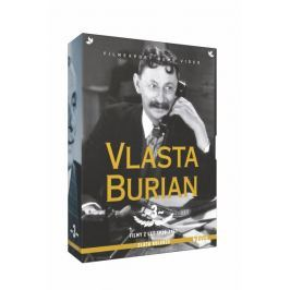 Vlasta Burian - kolekce 3 (7DVD)   - DVD