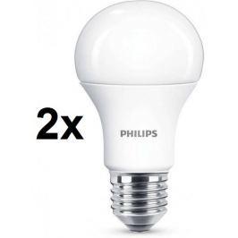 Philips CorePro LED žárovka 11-75W E27 teplá bílá, 2 ks