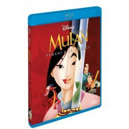 Legenda o Mulan     - Blu-ray