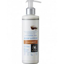 Urtekram Vyživující tělové mléko s kokosovým olejem BIO (245 ml)
