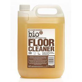 Bio-D Čistič na podlahy a parkety s lněným mýdlem (5 l)