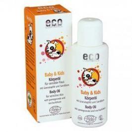Eco Cosmetics Baby Kojenecký a dětský olej BIO (100 ml)