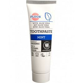 Urtekram Mátová zubní pasta s fluorem BIO (75 ml)