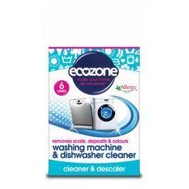Ecozone Čistič praček a myček na nádobí (6 ks)