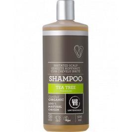 Urtekram Šampon s tea tree pro podrážděnou vlas. pokožku BIO (500 ml)