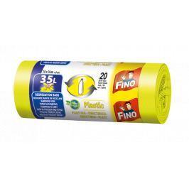 Fino Pytle na odpad - na plast - 35 l (20 ks)