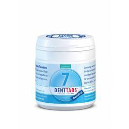 Denttabs Zubní pasta v tabletách - bez fluoridu (125 ks)