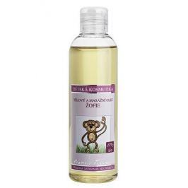 Nobilis Tilia Dětský masážní olej Žofie BIO (200 ml)