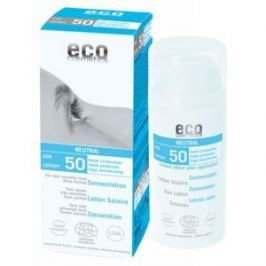 Eco Cosmetics Opalovací krém Neutral bez parfemace SPF 50 BIO (100ml)