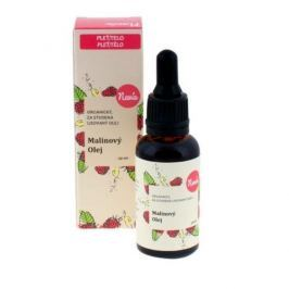 Navia Malinový pleťový olej nerafinovaný BIO (30 ml)