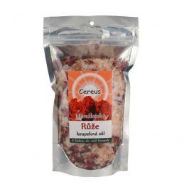 Cereus Himálajská koupelová sůl - růže (uzavíratelný sáček 500 g)