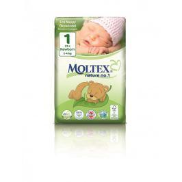 Moltex Ekoplenky pro novorozence 1 (2 - 4 kg) (23 ks)