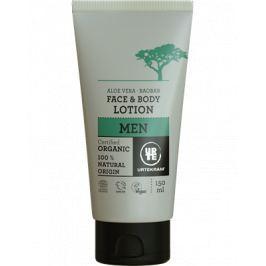 Urtekram Krém na tělo i obličej pro muže s aloe a baobabem BIO (150 ml)