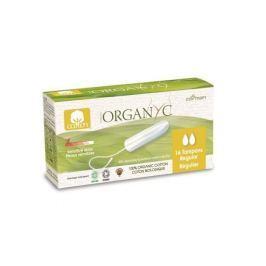 Organyc Tampony Regular (16 ks)