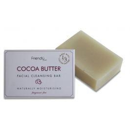 Friendly Soap Přírodní mýdlo na čištění obličeje s kakaovým máslem (95 g)