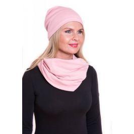 Meera Design Šmrncovní čepice Lilith - růžová