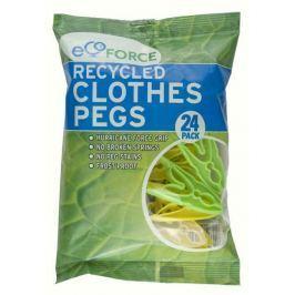 EcoForce Kolíčky na prádlo (24 ks)
