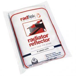 Radflek - úsporná radiátorová folie (včetně pásek Radstik) (3 ks)