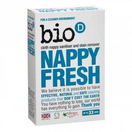 Bio-D Odstraňovač skvrn a dezinfekce plenek (500 g)