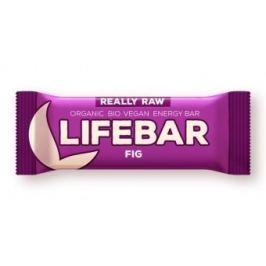 Lifefood Lifebar - fíková RAW/BIO (47 g)