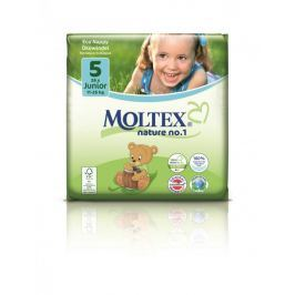 Moltex Ekoplenky Junior 5 (11 - 25 kg) (26 ks)