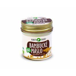 Purity Vision Bambucké máslo BIO (120 ml)