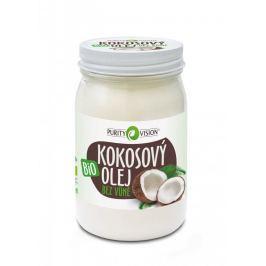 Purity Vision Kokosový olej bez vůně BIO (420 ml)