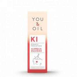 You & Oil KI Směs esenciálních olejů - Alergie na prach (5 ml)