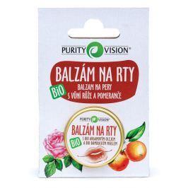 Purity Vision Balzám na rty BIO (12 ml)