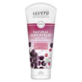 Lavera Energizující sprchový gel Natural Superfruit BIO (200 ml)