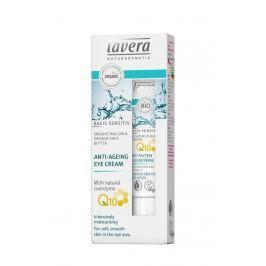 Lavera Basis Sensitiv Oční krém proti vráskám BIO (15 ml)
