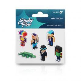 Sticky Pins Topgal PINS 17001 B