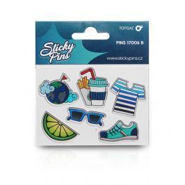 Sticky Pins Topgal PINS 17006 B